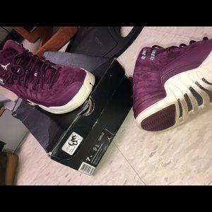 Shoes - Air Jordan's 12s GS